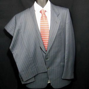 MANI by ARMANI 2 Button Suit 40 L Pants 34 x 32